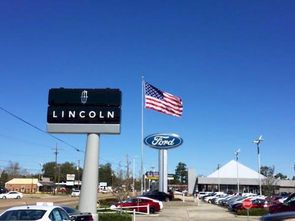 Bill Hood Ford Lincoln, Hammond, LA, 70401