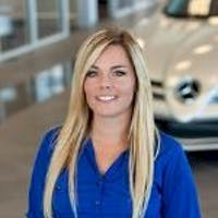 Brittany Hope at Mercedes-Benz of Columbus