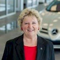 Nadie Martin at Mercedes-Benz of Columbus