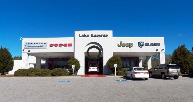 Lake Keowee Chrysler Dodge Jeep, LLC, Seneca, SC, 29678