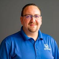 Jason Glasby at Motor Werks Honda - Service Center