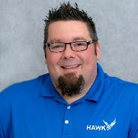 Justin  Weck  at Hawk Chevrolet of Joliet - Service Center