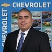 Fredi Navarrete at Hawk Chevrolet of Joliet