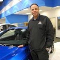 Omar Corona at DCH Paramus Honda