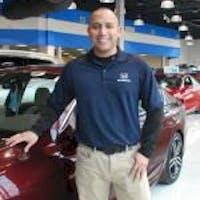 Juan Reynoso at DCH Paramus Honda