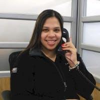 Laura Gonzalez at DCH Paramus Honda - Service Center