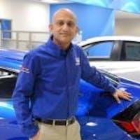 Sunil Patel at DCH Paramus Honda