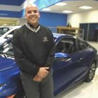 Jose Hernandez at DCH Paramus Honda
