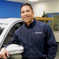 Juan Castillo at DCH Paramus Honda