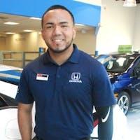 Diego Cozar at DCH Paramus Honda