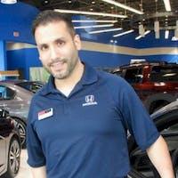 Renato Delatorre at DCH Paramus Honda