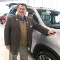 Kadir Karagoz at DCH Paramus Honda