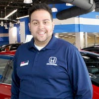 Ray Crespo at DCH Paramus Honda