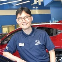 David Kim at DCH Paramus Honda