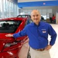 "Alex "" The Dude"" Bernabe at DCH Paramus Honda"