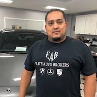 Henry Ventura at Elite Auto Brokers