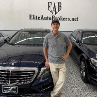 Fred  Crum at Elite Auto Brokers