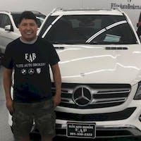 Gustavo Mendoza at Elite Auto Brokers