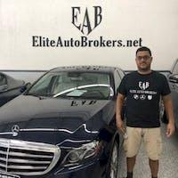 Ramon Pimentel at Elite Auto Brokers