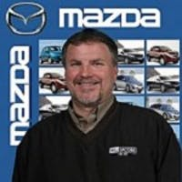 Dan McCarthy at Hawk Mazda