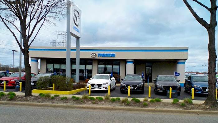 Hawk Mazda, Plainfield, IL, 60586