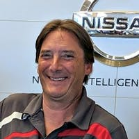 Ric Funston at Bill Kay Nissan - Service Center