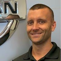 Carl Beckstrom at Bill Kay Nissan - Service Center