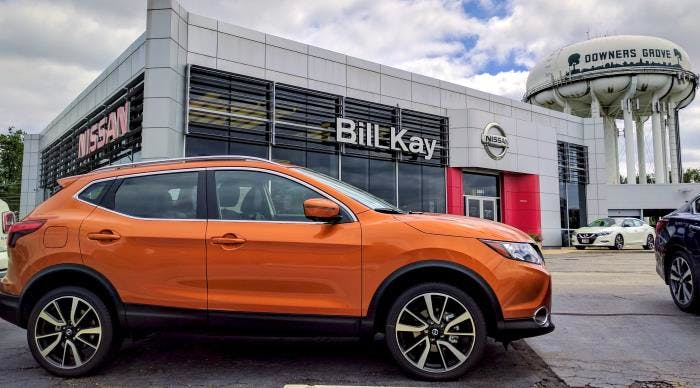Bill Kay Nissan, Downers Grove, IL, 60515