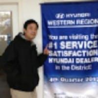 Stephen Kim at Beaverton Hyundai - Service Center