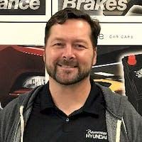 Dan Miller at Beaverton Hyundai - Service Center