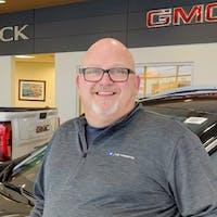 Terry Bryan at Bill Kay Buick GMC