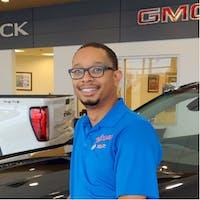 John Marcus at Bill Kay Buick GMC