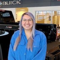 Victoria Delgado at Bill Kay Buick GMC