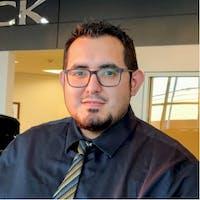 Luigi Robles at Bill Kay Buick GMC