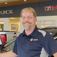 Brian Wilson at Bill Kay Buick GMC