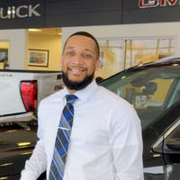 Tyler Eubanks at Bill Kay Buick GMC