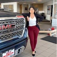 Jazmine Lopez at Bill Kay Buick GMC
