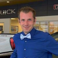 Brandon Dahlgren at Bill Kay Buick GMC