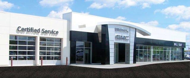 Bill Kay Buick GMC, Downers Grove, IL, 60515