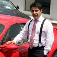 Naser Ziarmal at Select Auto Imports
