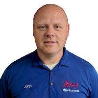 John Lyons Jr. at Bill Kolb Jr. Subaru