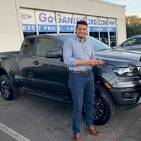 Brandon Taylor-Mitchell at Ganley Ford West