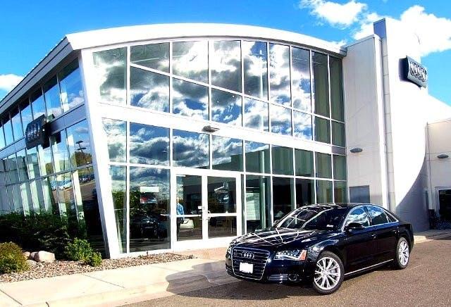 Audi St. Paul, Maplewood, MN, 55109