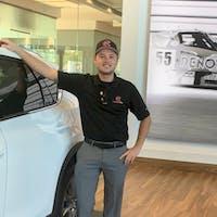 Dustin Thoele at CardinaleWay Mazda - Mesa