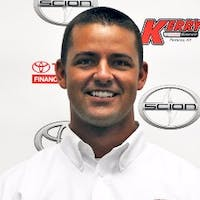 Dustin Robinson at Kerry Toyota