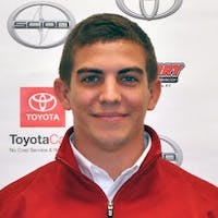 Justin Miley at Kerry Toyota