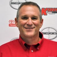 Mike Svach at Kerry Toyota