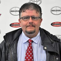 Steve Aldridge at Kerry Toyota