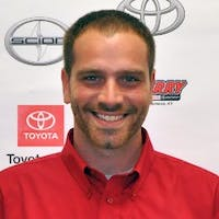 Kyle Masters at Kerry Toyota