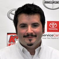 Kyle Jostmeyer at Kerry Toyota